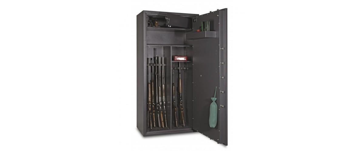 Securama AG; Waffenschränke